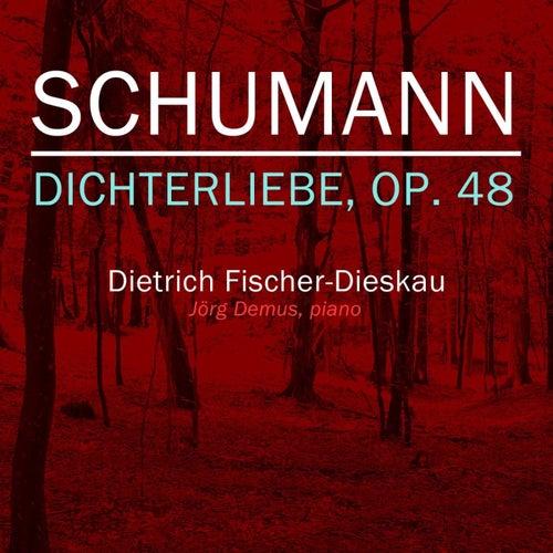 Dichterliebe & 6 Lieder by Dietrich Fischer-Dieskau