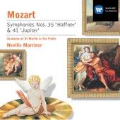 Symphonies No. 35 'Haffner' & 41 'Jupiter' by Wolfgang Amadeus Mozart