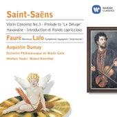 Violin Concerto No. 3 .... by Camille Saint-Saëns