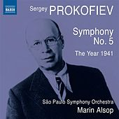Prokofiev: The Year 1941 - Symphony No. 5 by Sao Paulo Symphony Orchestra