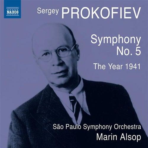 Prokofiev: The Year 1941 - Symphony No. 5 by Sao Paulo Symphony Orchestra