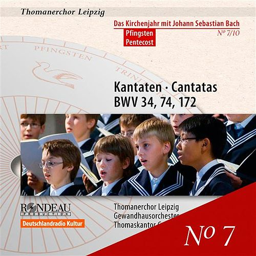 Das Kirchenjahr mit Johann Sebastian Bach, Vol. 7 - Pfingsten by Various Artists