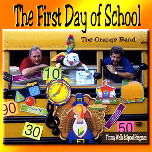 The First Day of School by Timmy Wells