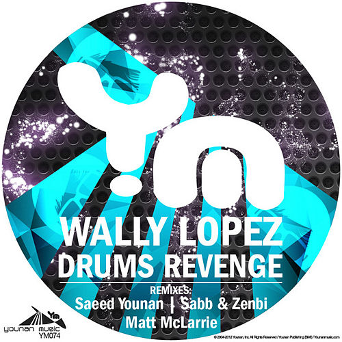 Drums Revenge by Wally Lopez