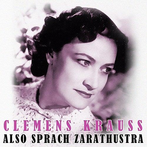 Also Sprach Zarathustra by Clemens Krauss