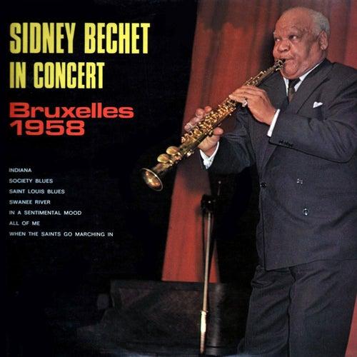 Sidney Bechet In Concert by Sidney Bechet