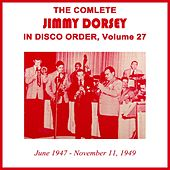 Volume 27 by Jimmy Dorsey