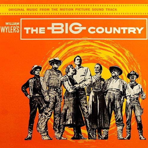 The Big Country by Gregory Peck