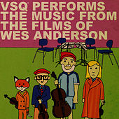 VSQ Performs Music from the Films of Wes Anderson by Vitamin String Quartet