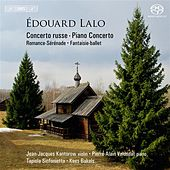 Lalo: Concerto russe - Romance-serenade - Fantaisie-ballet - Piano Concerto by Various Artists