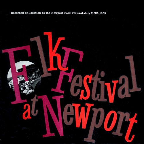 Folk Festival At Newport by Various Artists