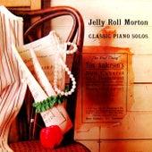 Classic Piano Solos by Jelly Roll Morton