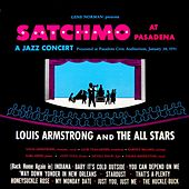 Satchmo At Pasadena by Lionel Hampton