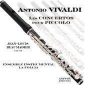 Vivaldi: Six concertos pour flûte traversière, Op. 10 by Jean-Louis Beaumadier