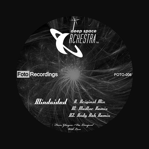 Blindsided EP by Deep Space Orchestra