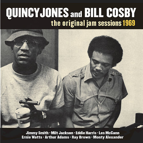 The Original Jam Sessions 1969 by Quincy Jones