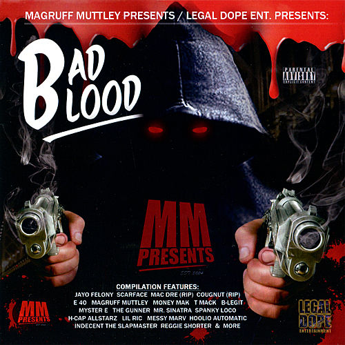 Bad Blood Compilation by Various Artists