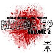 Murda E.P. Vol. 2 by Various Artists