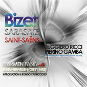 Bizet: Carmen Fantasie, Sarasate: Zigeunerweisen (Gipsy Airs), Saint-Saëns: Introduction & Rondo Capriccioso by Ruggiero Ricci