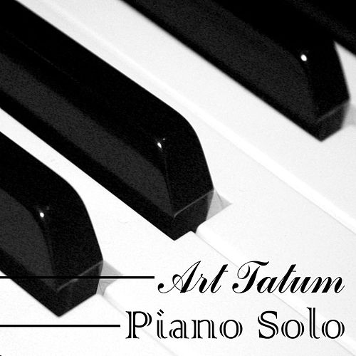 Piano Solo by Art Tatum