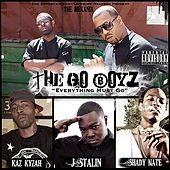 The Go Boyz: Everything Must Go by J-Stalin