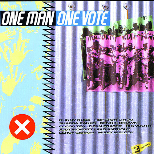 One Man One Vote by Various Artists