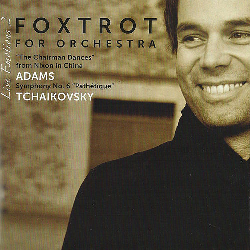 Live Emotions Vol. 2: Foxtrot for Orchestra by The World Orchestra by East-West Music