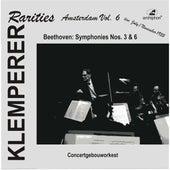 Klemperer Rarities: Amsterdam, Vol. 6 (1955) by Various Artists