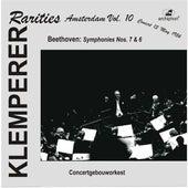 Klemperer Rarities: Amsterdam, Vol. 10 (1956) by Various Artists