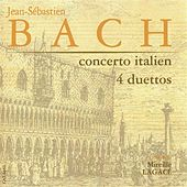 Bach: Concerto Italien - 4 Duettos by Mireille Lagace