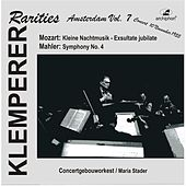 Klemperer Rarities: Amsterdam, Vol. 7 (1955) by Various Artists
