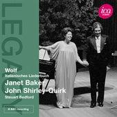 Wolf: Italienisches Liederbuch by Janet Baker