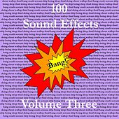 100 Sound Effects, Vol. 3 by Sound Effects