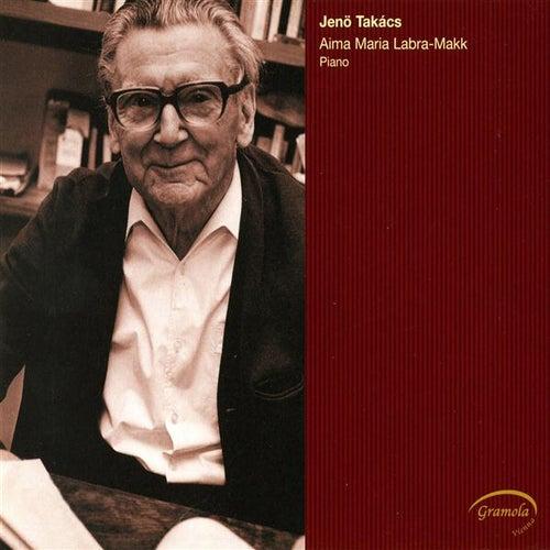 Hommage À Jenö Takàcs by Aima Maria Labra-Makk