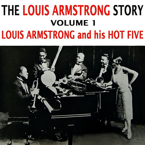 The Louis Armstrong Story Volume 1 by Lionel Hampton