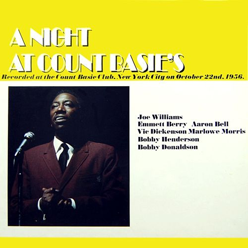 A Night At Count Basie's by Count Basie