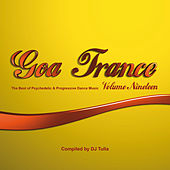 Goa Trance Vol.19 (Compiled by DJ Tulla) by Various Artists