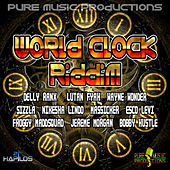 World Clock Riddim by Various Artists