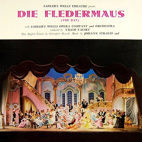 Die Fledermaus by Sadler's Wells Theatre