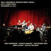 Melz/Prigodich/Erskine Group (Mpeg) -- Live @ Jimmy Mak's by Mike Prigodich