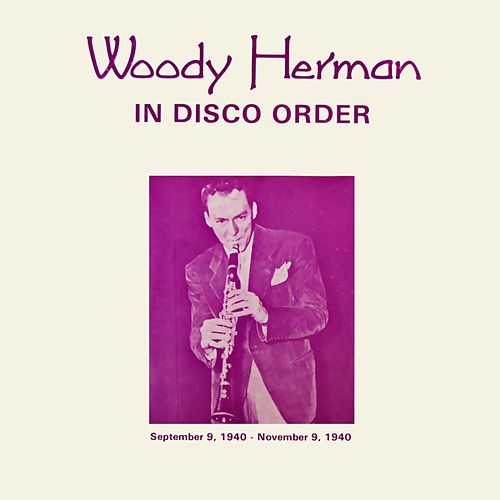 Looking For Yesterday by Woody Herman