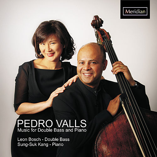 Valls: Music for Double Bass by Leon Bosch