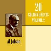 20 Golden Greats Volume 2 by Al Jolson