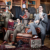 The Tweed Album by Mr.B The Gentleman Rhymer