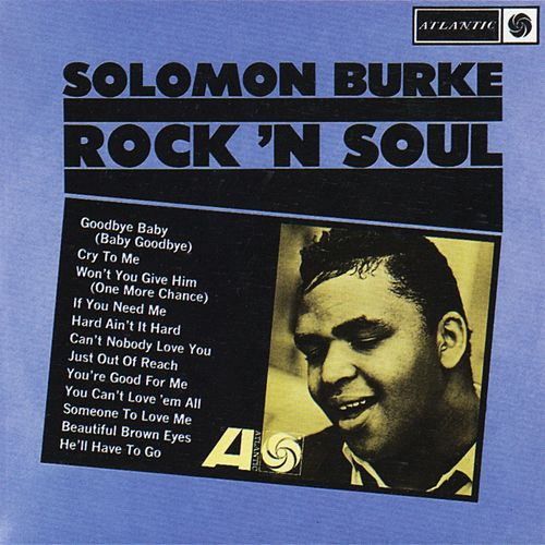 Rock 'N Soul by Solomon Burke