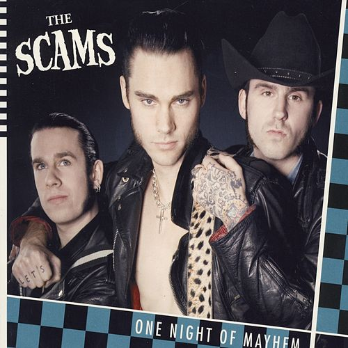 One Night Of Mayhem by Scams