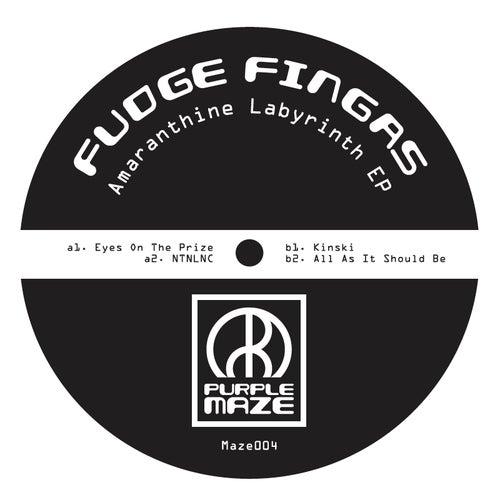 Amaranthine Labyrinth EP by Fudge Fingas