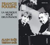 Poulenc: Musique pour deux pianos (La) by Alain Raes
