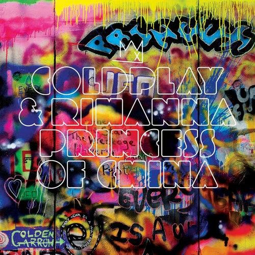 Princess of China by Coldplay