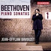 Beethoven: Piano Sonatas, Vol. 1 by Jean-Efflam Bavouzet